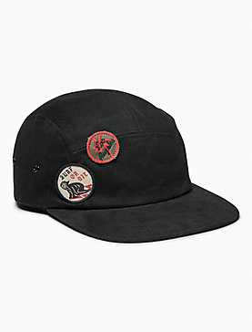 ALL OVER PATCH HAT