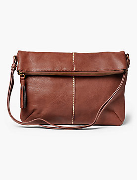 FOLD SHOULDER BAG