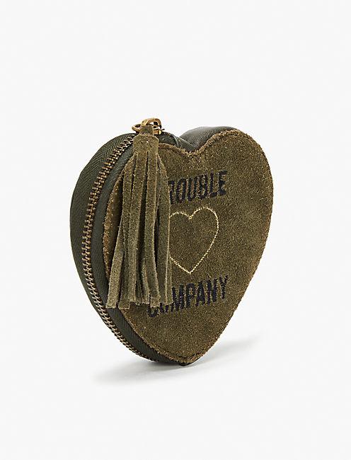 TROUBLE HEART POUCH,