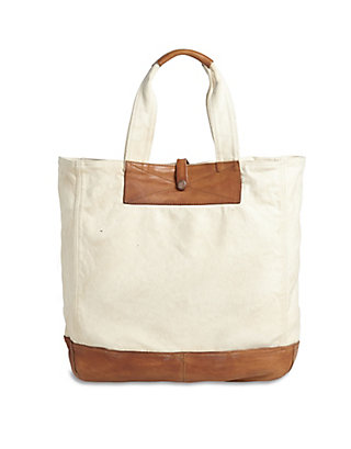 LUCKY LB COLLECTIBLES TOTE