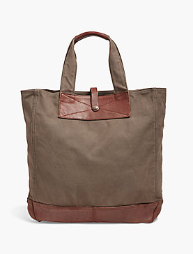 LB COLLECTIBLES TOTE