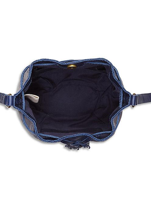 HARPER BUCKET BAG,