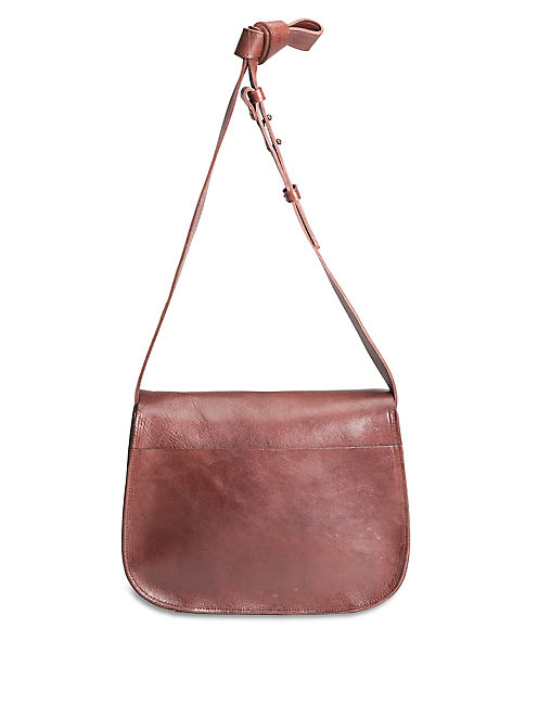 THE POINT SHOULDER BAG,