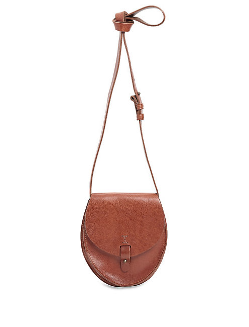 THE POINT FLAP CROSSBODY,