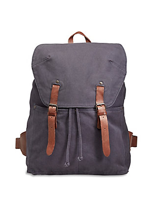 LUCKY GS CANVAS MEN'S BACKPACK