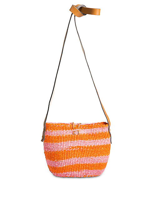 HANDWOVEN CROSSBODY,