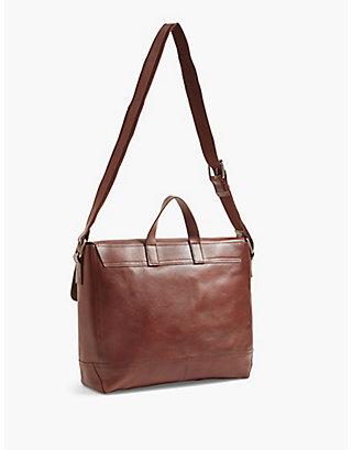 LUCKY HIGHLAND MESSENGER BAG