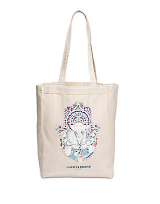 LUCKY GANESH CANVAS BAG