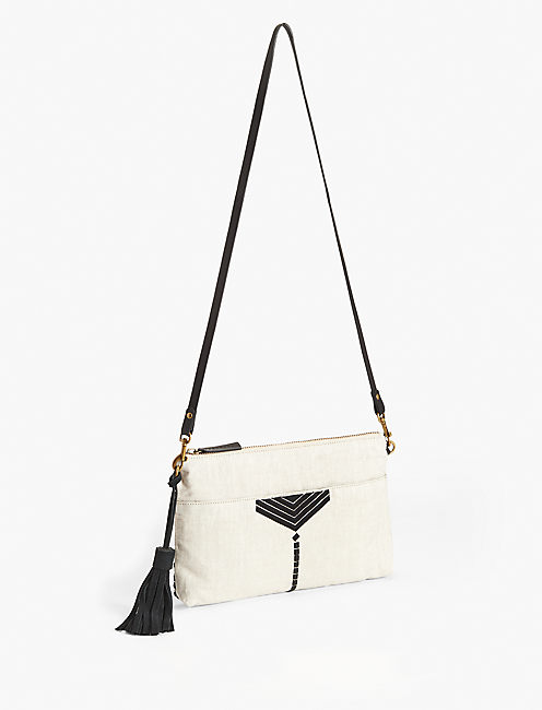 Lucky Avalon Draped Crossbody Bag