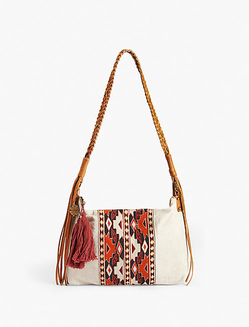 ELYSIAN SHOULDER BAG, MULTI