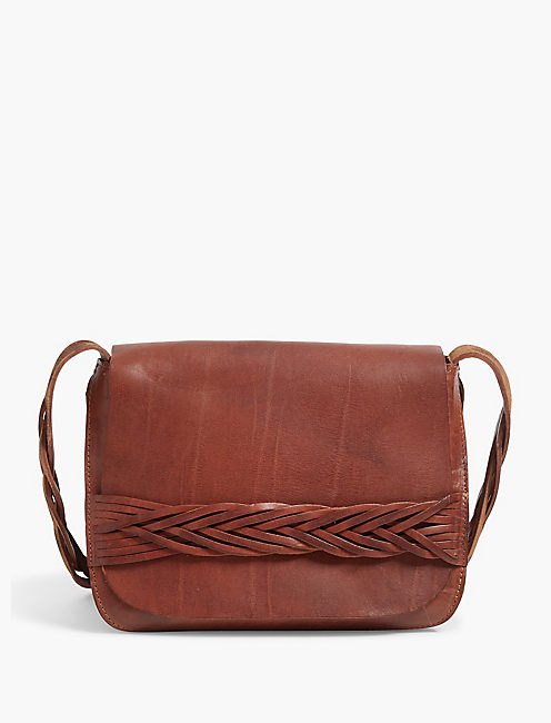 MAGIC BRAID CROSSBODY,