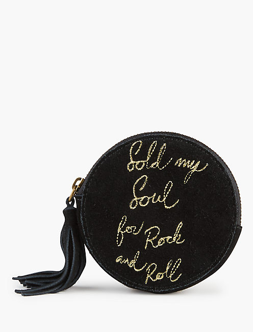 ROUND ROCK AND ROLL POUCH,
