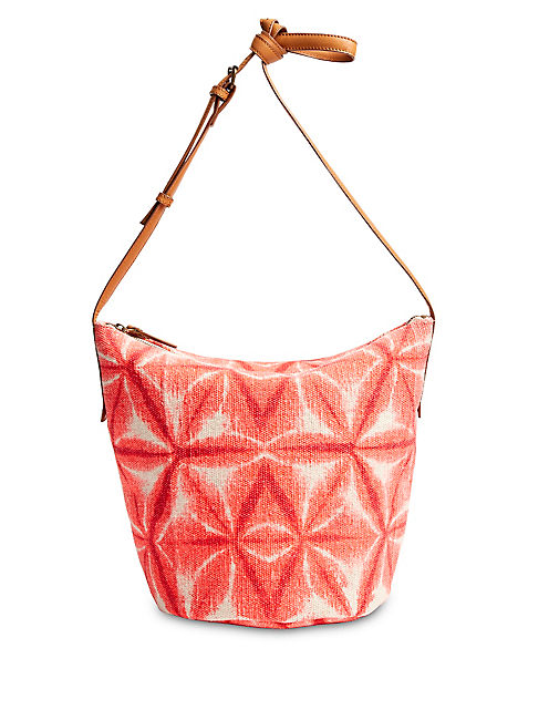 LUCKY FABRIC CROSSBODY