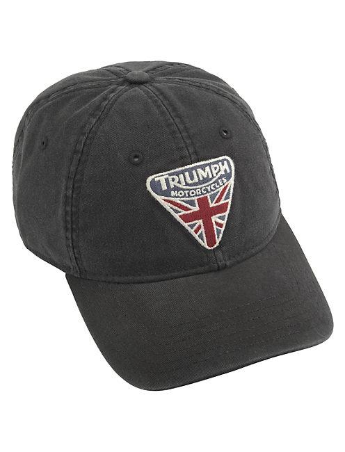 de9b78670 Triumph Logo Baseball Cap   Lucky Brand