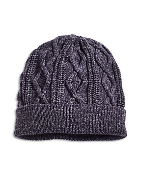 ALAMEDA CABLE KNIT BEANIE