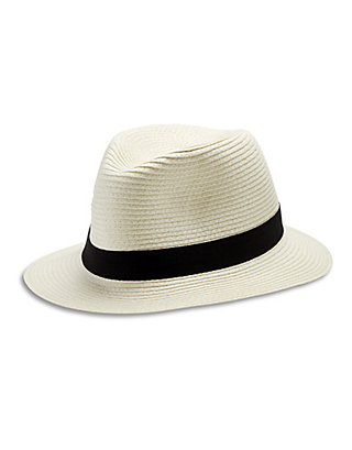 LUCKY TRAVEL FEDORA