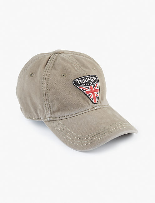 TRIUMPH MOTORCYCLES BASEBALL HAT,