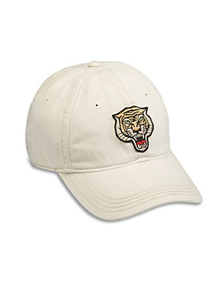 LUCKY TIGER PATCH BBALL HAT