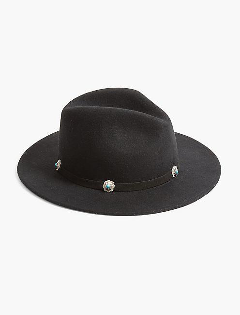 WESTERN TRIM RANGER HAT,