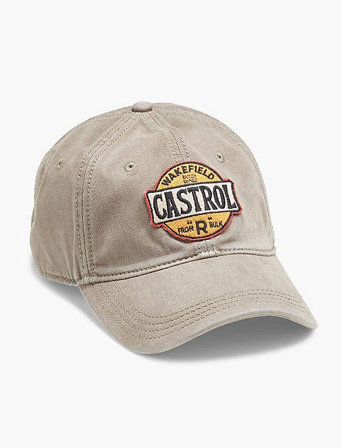 CASTROL BASEBALL HAT,