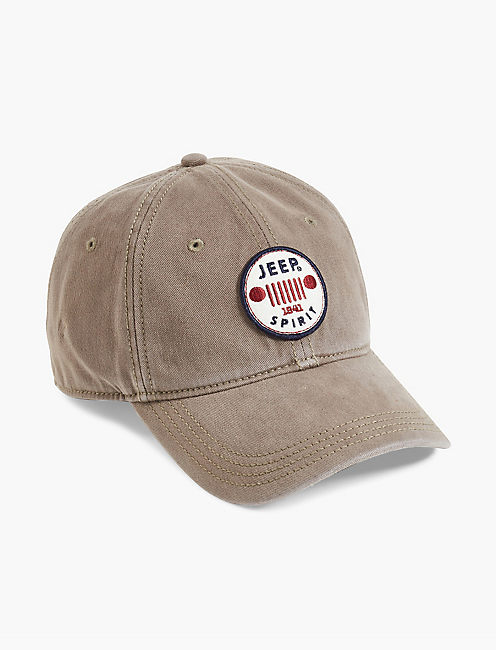 JEEP SPIRIT BASEBALL HAT,