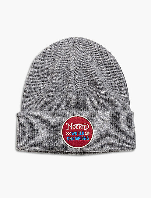 NORTON PATCH BEANIE,