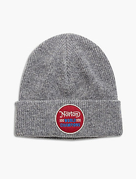 NORTON PATCH BEANIE