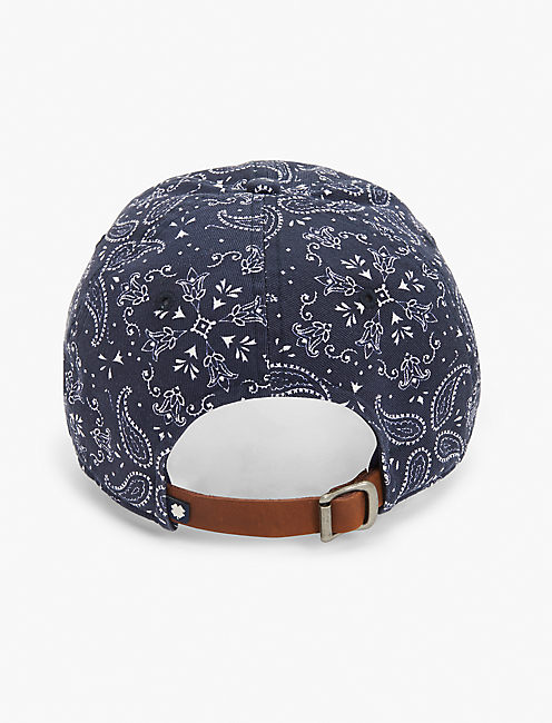 Lucky Bandana Patchwork Hat