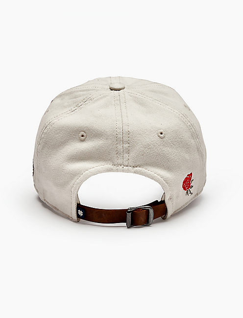 FEMININE PATCH HAT,