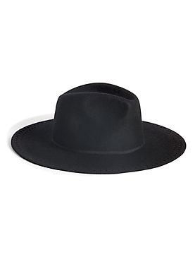PERFORATED EDGE RANGER HAT