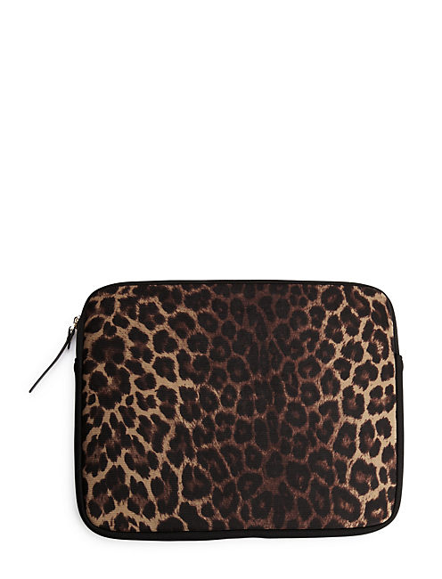 LEOPARD TABLET SLEEVE,