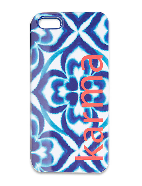 KARMA IPHONE 5, DARK BLUE