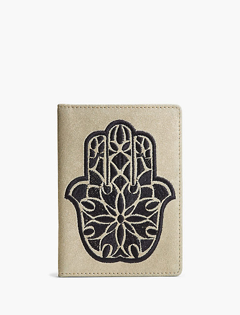 HAMSA PASSPORT COVER,