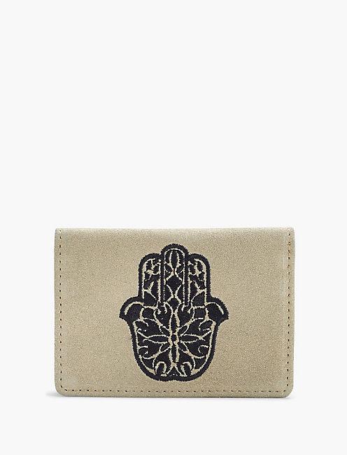 HAMSA CARD CASE,