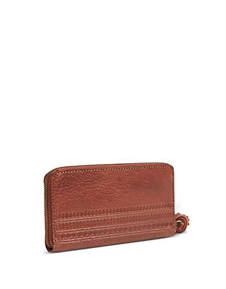 LUCKY EMBOSSED WALLET