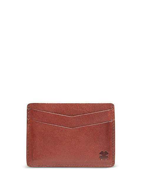 HIGHLAND CARD SLEEVE, TOBACCO