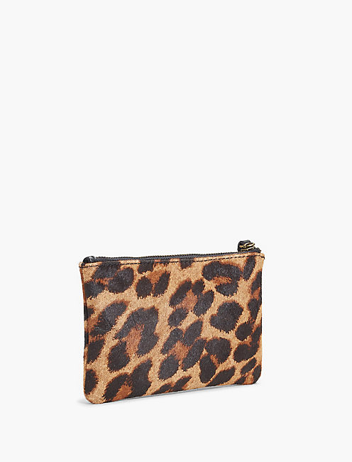 LUCKY LEOPARD POUCH