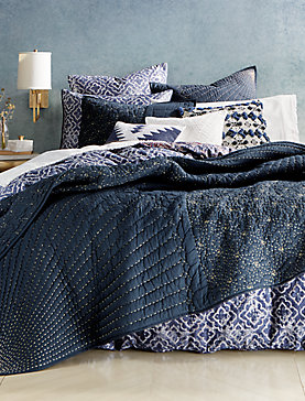 Sashiko Quilt Full Bedroom Collection, , productTileDesktop