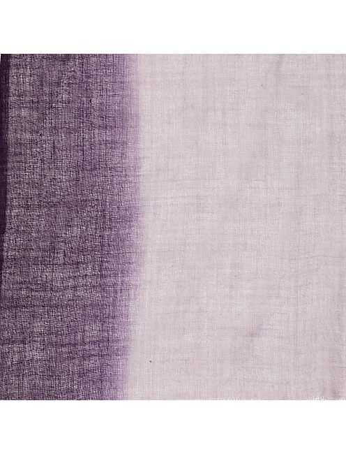 OMBRE SCARF, LIGHT PURPLE
