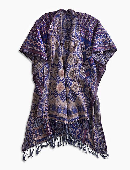 Lucky Patchwork Kimono