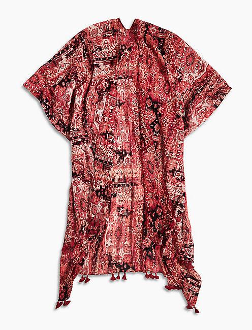 Lucky Mirage Printed Kimono