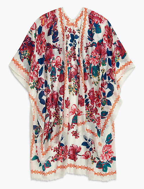 Lucky Madelines Garden Kimono