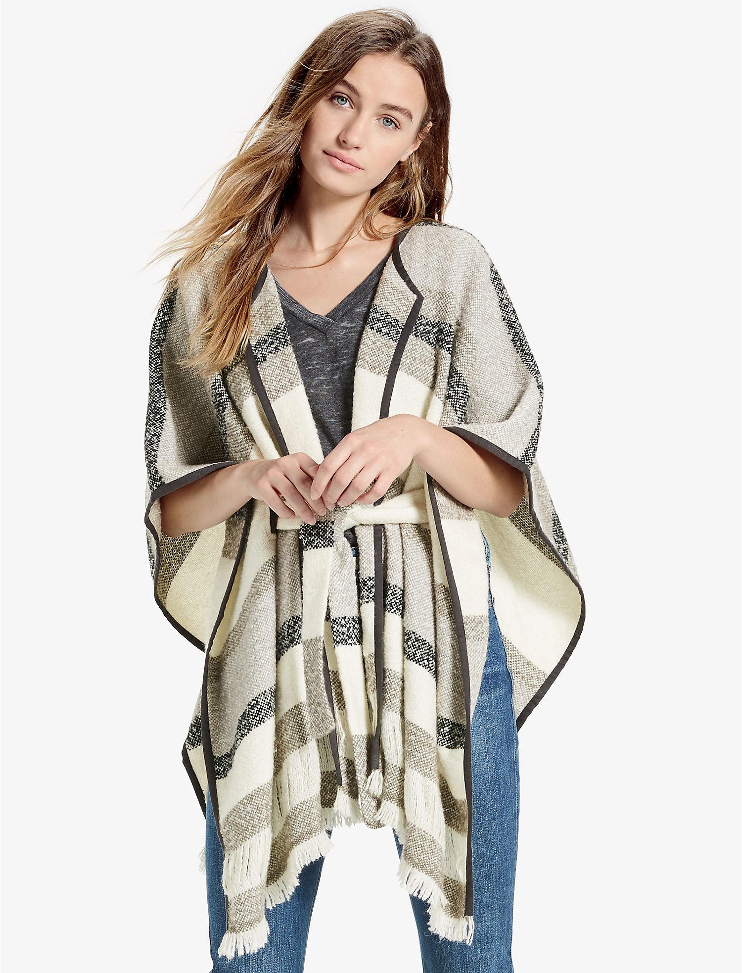 Stripe Kimono Jacket | Lucky Brand