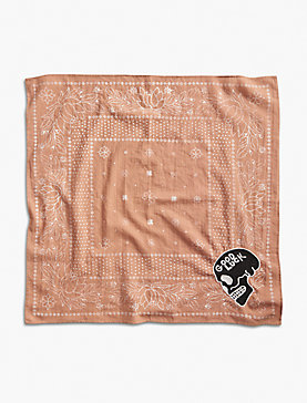 Lot, Stock And Barrel EMBROIDERED BANDANA