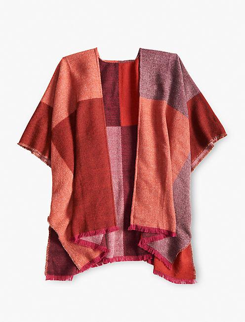 Lucky Colorblock Kimono