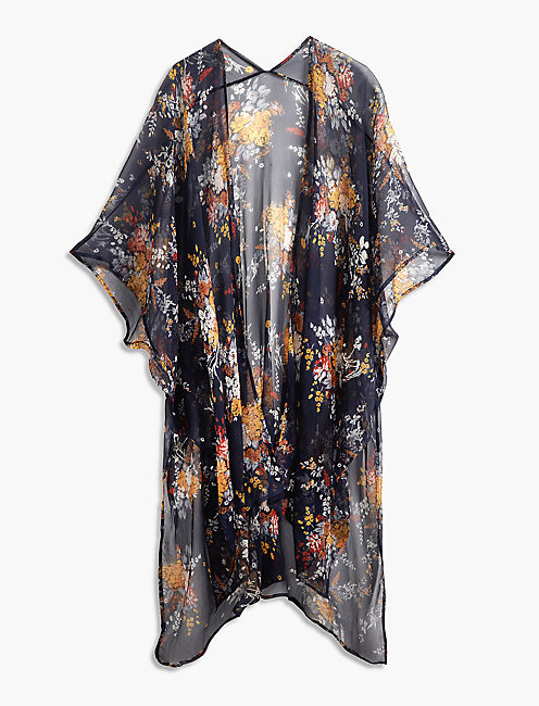 Lucky Topanga Foral Duster