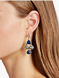 CHANDELIER EARRING, RINSE