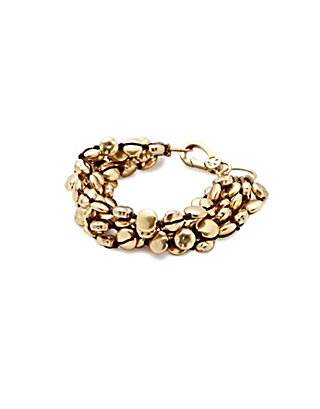 LUCKY GOLD COIN BRACELET