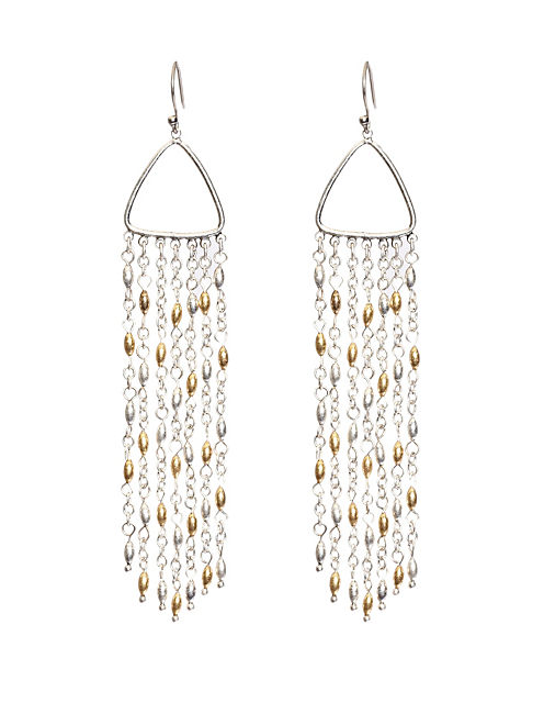 CHANDELIER EARRING, MULTI