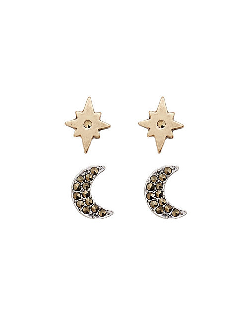 STAR STUD SET, MULTI
